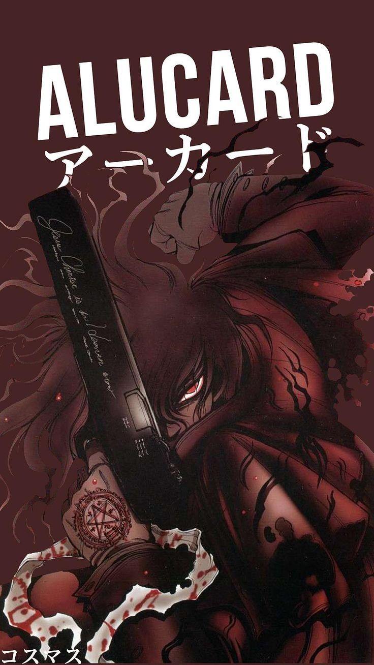 Alucard Korigengi Anime Wallpaper HD Source Anime