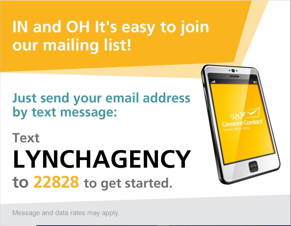 Indiana And Ohio Residents Want To Join Our Email Newsletter List Just Text Lynchagency To 22828 To Get Star Inspirational Speaker About Me Blog How To Apply