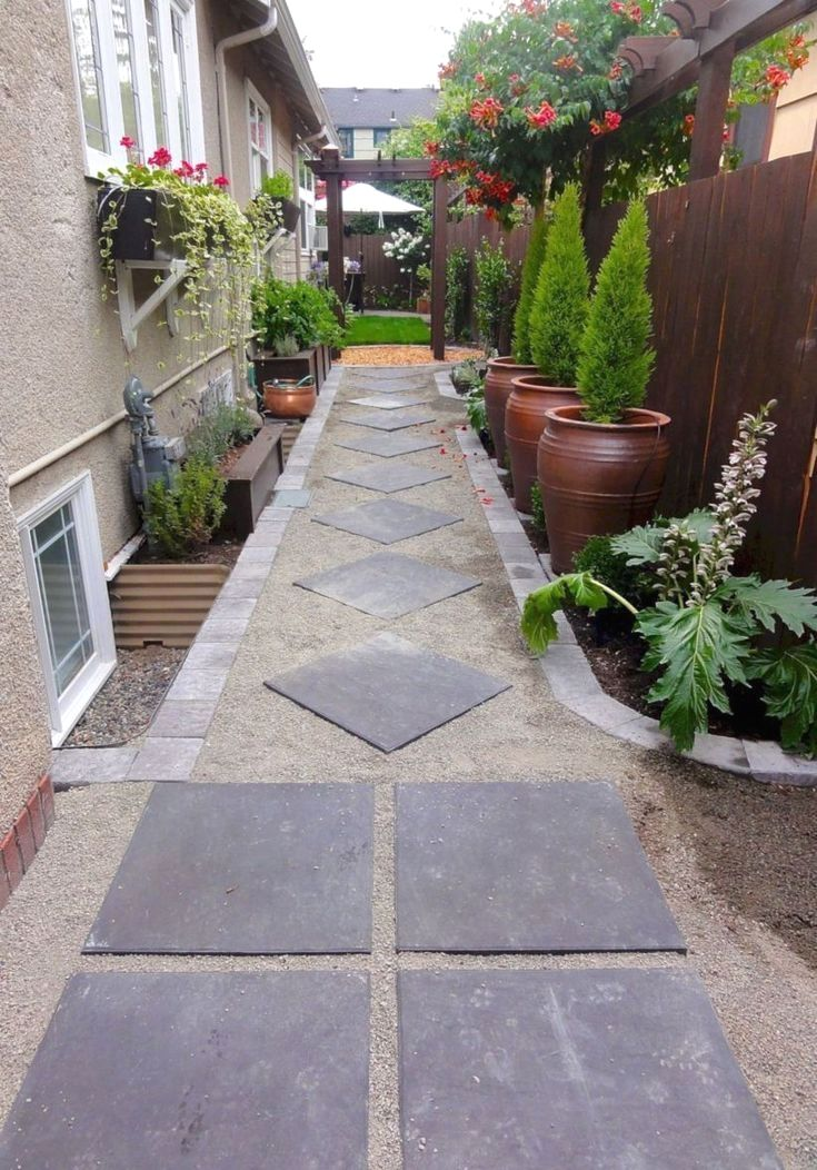 Perfect Letu0027s Decorate Your Backyard With A Great Landscaping. If You Decided To  Add Some Seating Or Others To Your Backyard, Consider To Add Pavers To Your  ...