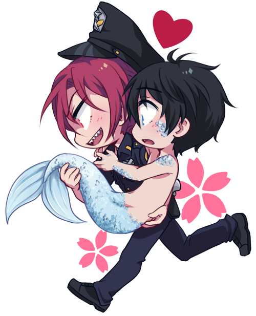 Free Future Fish Rinharu Keychain From Ini S Art Shoppe Free Anime Free Iwatobi Swim Club Free Iwatobi He is a freestyle and butterfly swimmer for the samezuka academy swim team and is made team captain after seijuro. pinterest