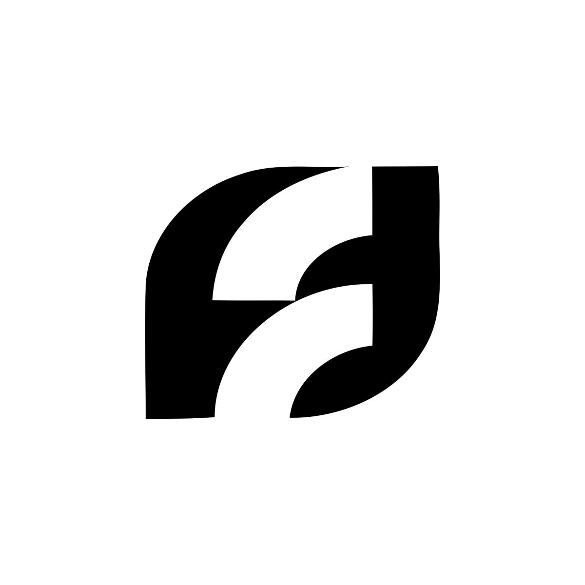 Letter F Logo Mark Logo Mark Lettering Letter F