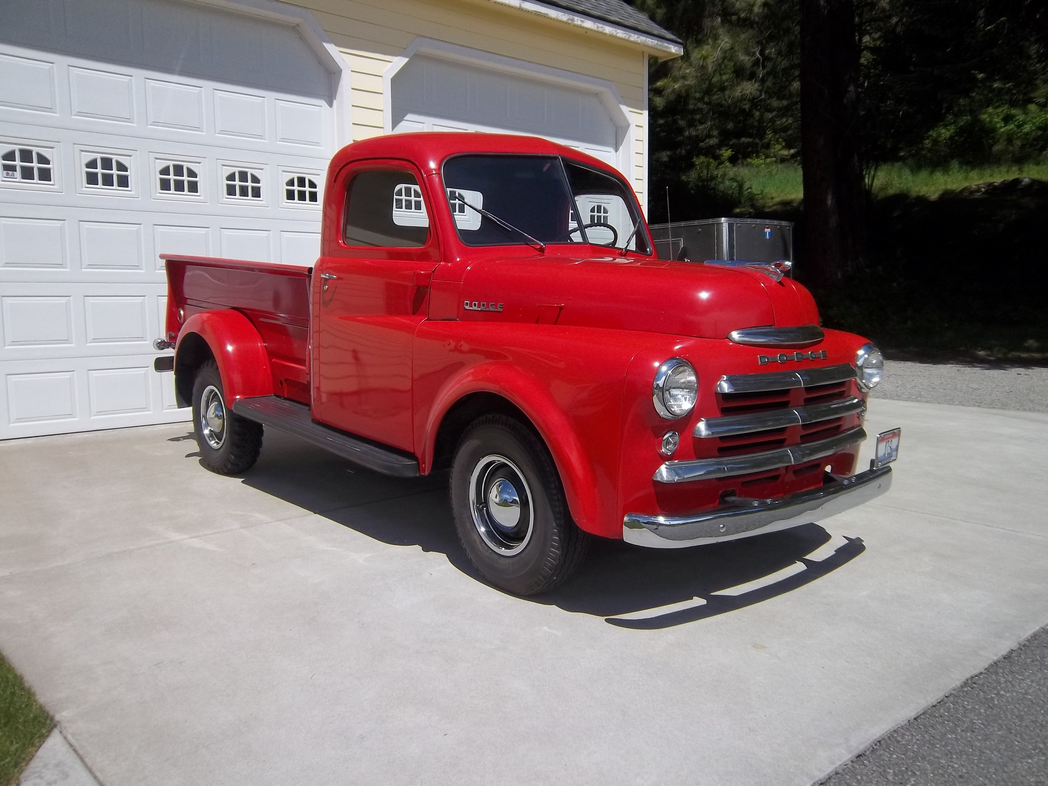 Dodge Pickup 1948 #4 Dodge Pickup 1948 #4 | Clic Trucks ...