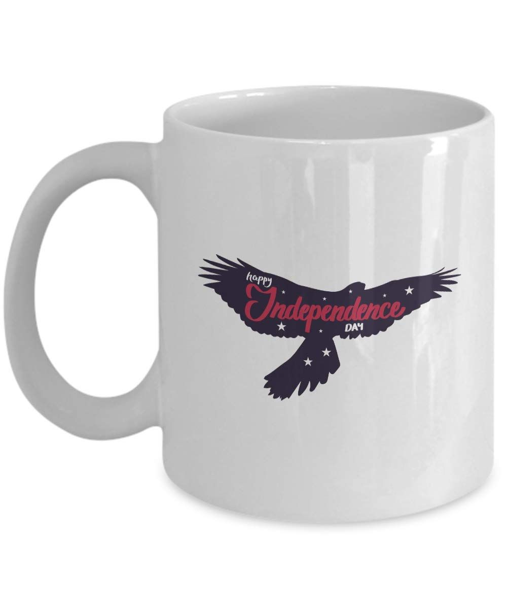 4th july hilarious mug gift happy independence day in