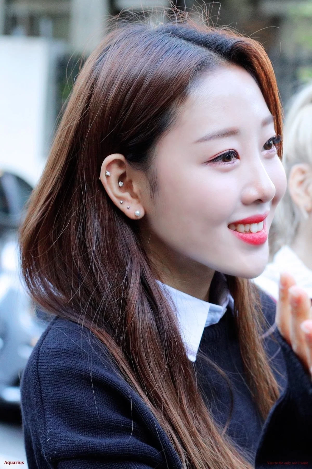 Kpop Ear Piercings : piercings, These, Female, Idols, Piercings, Koreaboo, Girls,, Rook,, Tragus