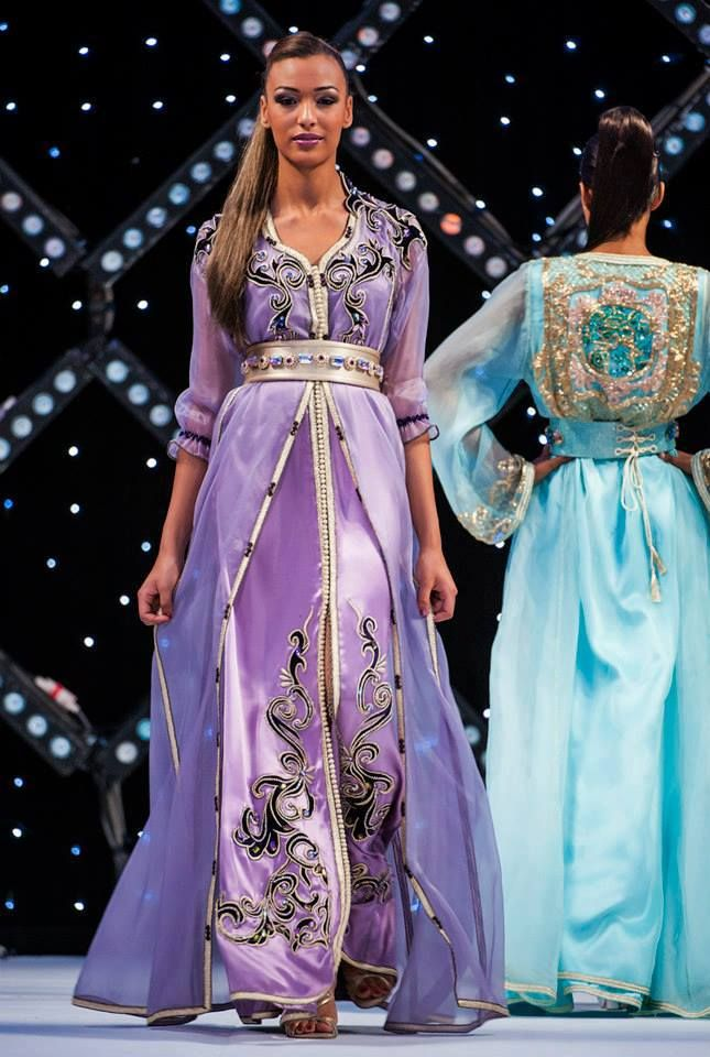 four season marrakech 2013 show caftan pinterest