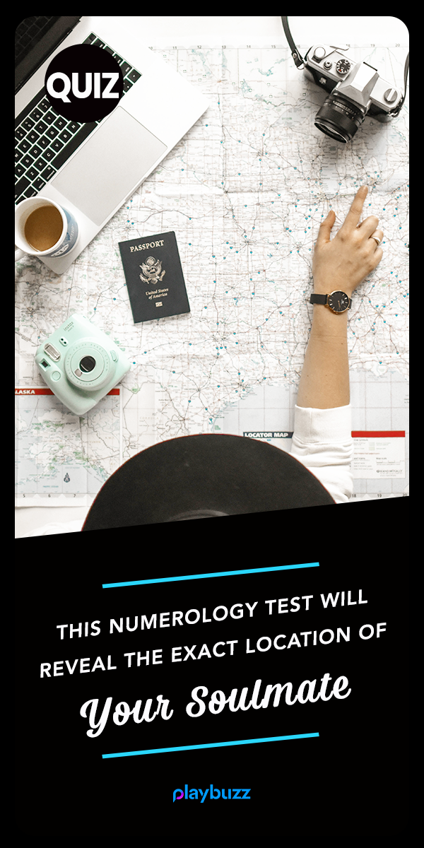 This Numerology Test Will Reveal The Exact Location Of Your