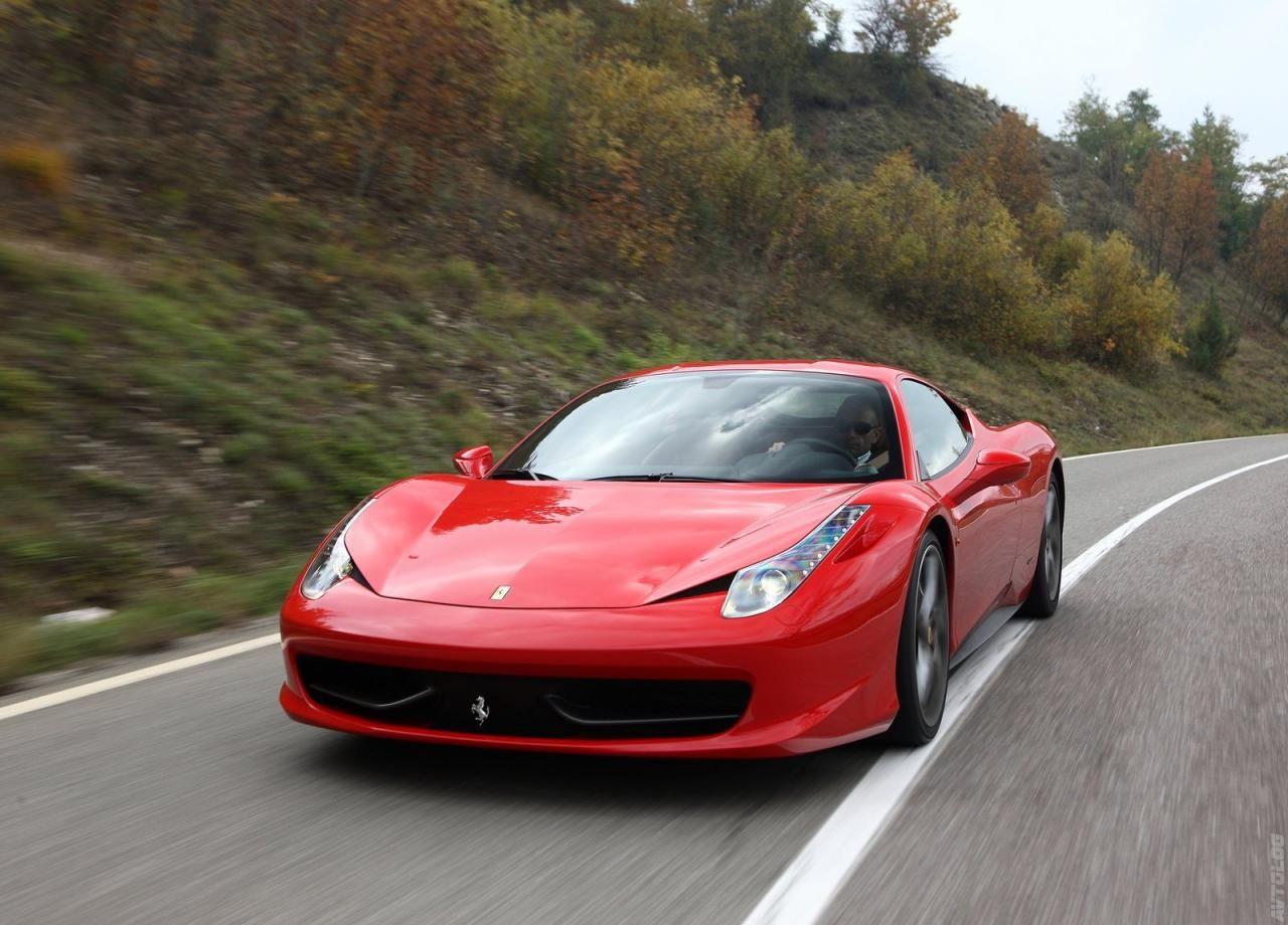 2011 Ferrari 458 Italia Ferrari 458 Ferrari 458 Italia Ferrari
