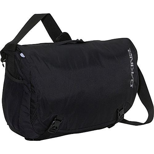 (Limited Supply) Click Image Above: Dakine Messenger Bag Lg Black - Dakine Messenger Bags