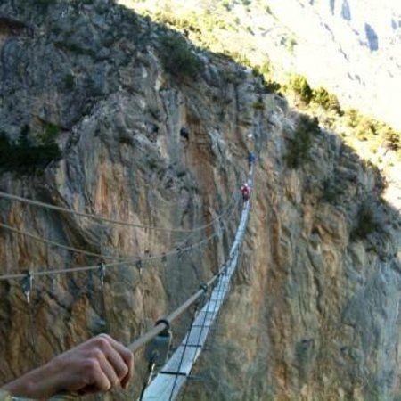 Via Ferrata De La Grande Fistoire With Images Trip Advisor Photo