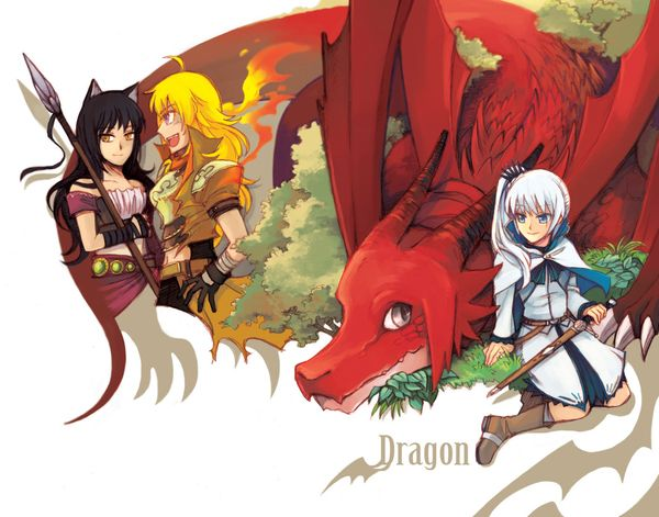 Rwby Oc Dragon – Home Exsplore
