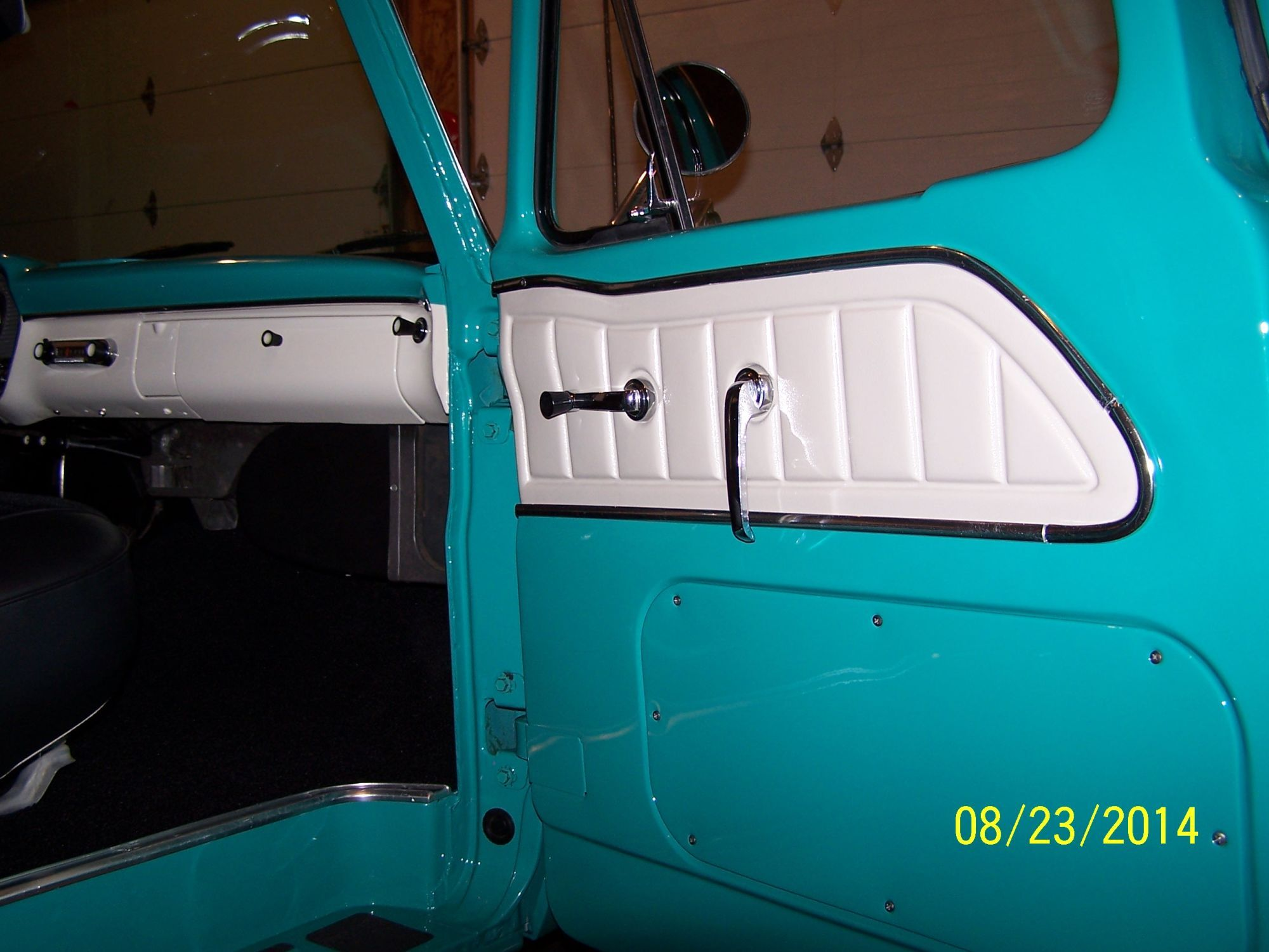 1964 Ford F100 Restoration Ford Truck Enthusiasts Forums 1964 Ford Ford Truck Old Ford Trucks