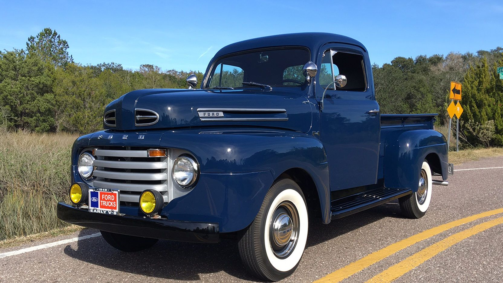 1948 Ford F1 Pickup - 1