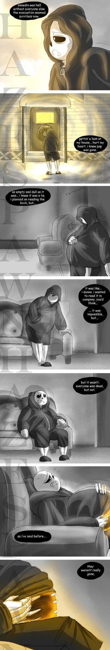 Judgement Hall (Part 4) by HazeSpawn