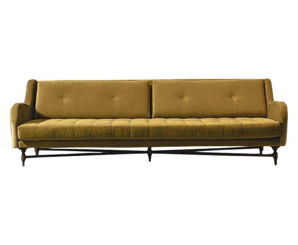 Dino Velvet Tufted Sofa By Atra Velvet Tufted Sofa Art Deco Sofa Tufted Sofa
