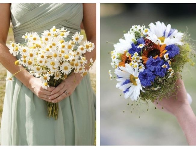I Think Daisies Might Be Overlooked When It Comes To Weddings But They Are Perfect For Daisy FlowersGerber