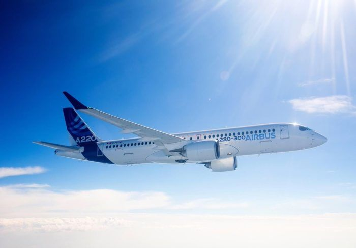 Delta Increases Its Order For Airbus A220s Aircraft