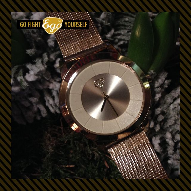 Peace #egowatches #gofightyourself