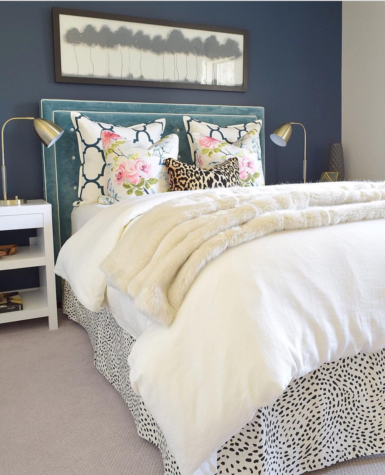 Pin By Marissa Payton Carothers On Master Bedroom Elegant Bedroom Decor Home Decor Bedroom Guest Bedroom Design