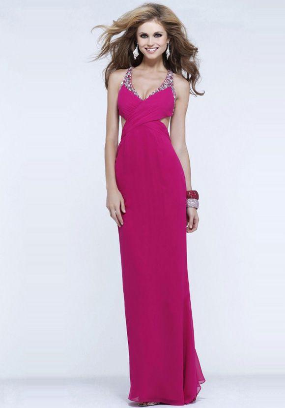 Charming Floor Length Red A-line Prom Dress   Prom Dresses   Pinterest