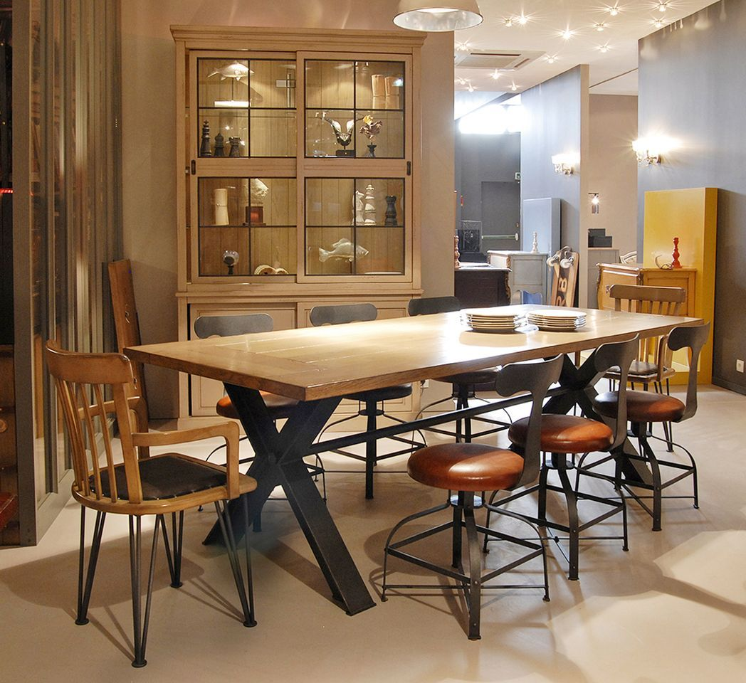 Syntaxe Dining Table Les Nouveaux Classiques Dining