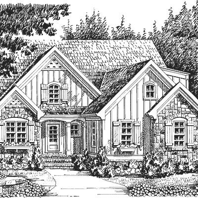 30 Small House Plans That Are Just The Right Size Southern House Plans Small House Plans Small House