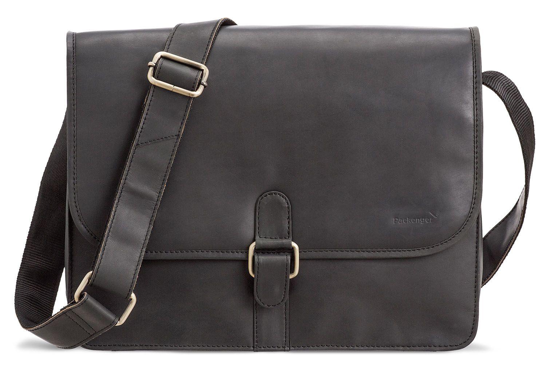 6e1406b886e9e Packenger Aslang XL Umhängetasche Messenger Bag 15