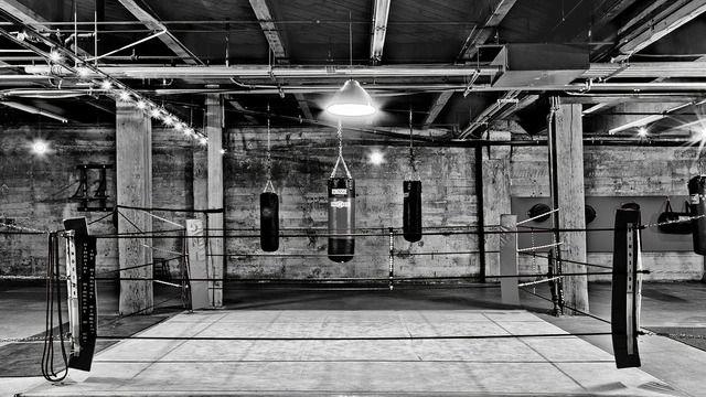BOXING GYM | Tumblr | Gym photography, Boxing gym