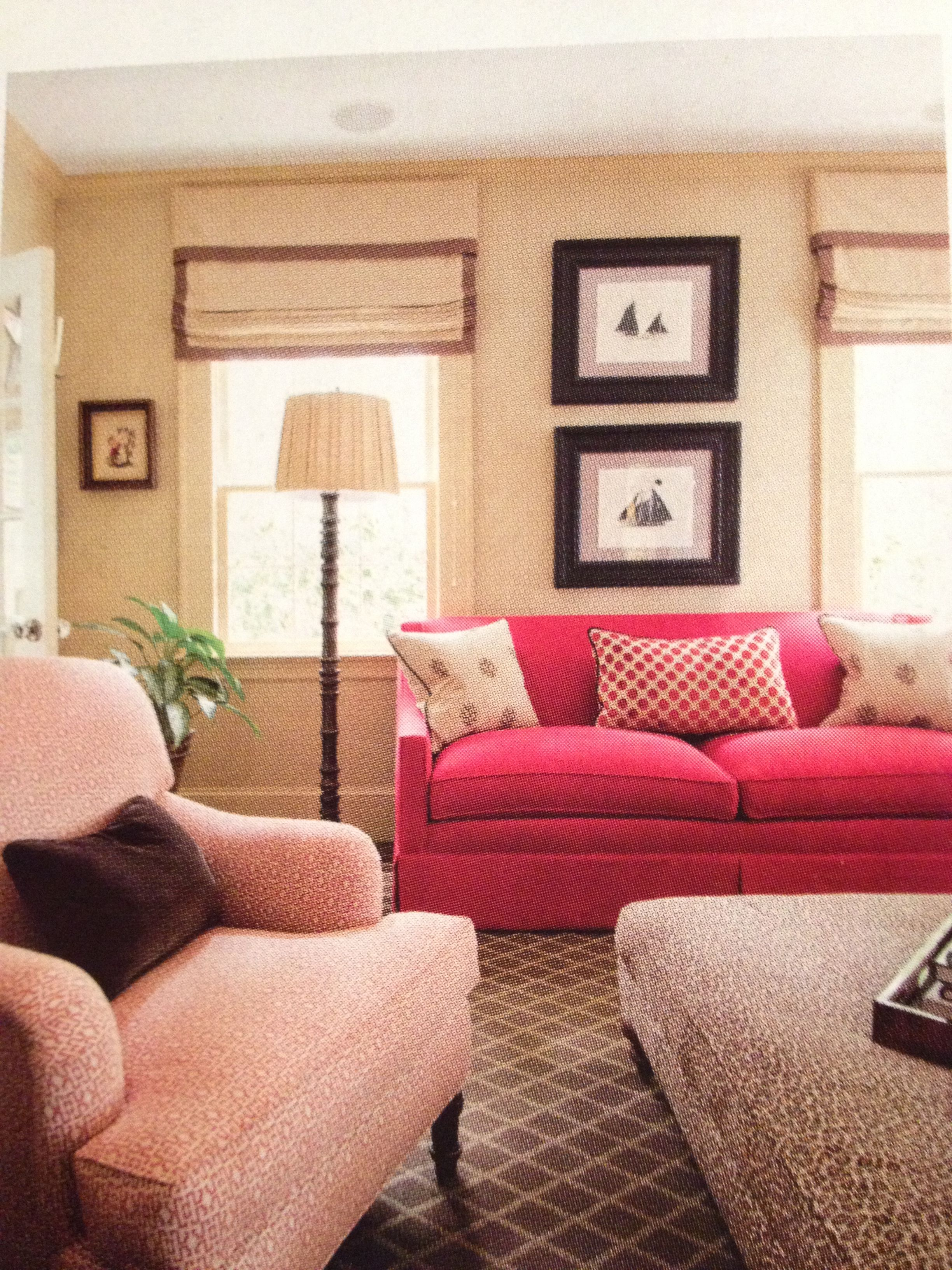 Family Room Red Tan Black Living Room Wall Color Beige Living Rooms Family Living Rooms #red #and #beige #living #room #ideas