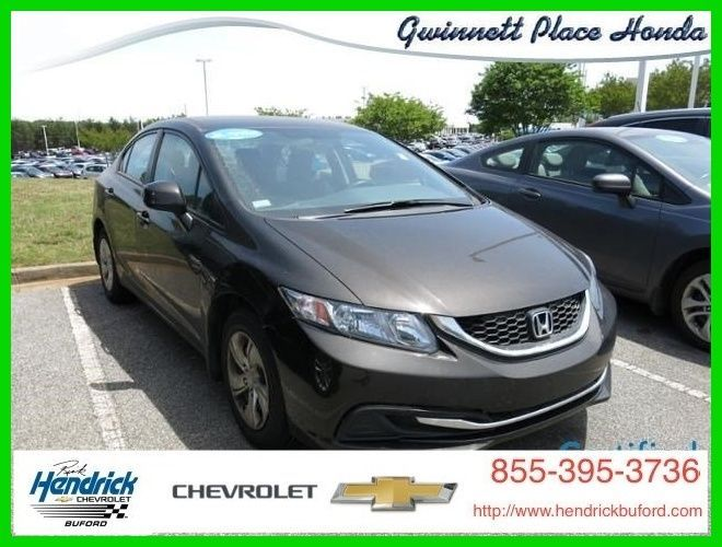 Car Brand Auctioned Honda Civic Lx Certified 2013 Lx Used Certified 1 8 L I 4 16 V Automatic Fwd Sedan Auction Cars Civic Lx Car Brands Honda Civic