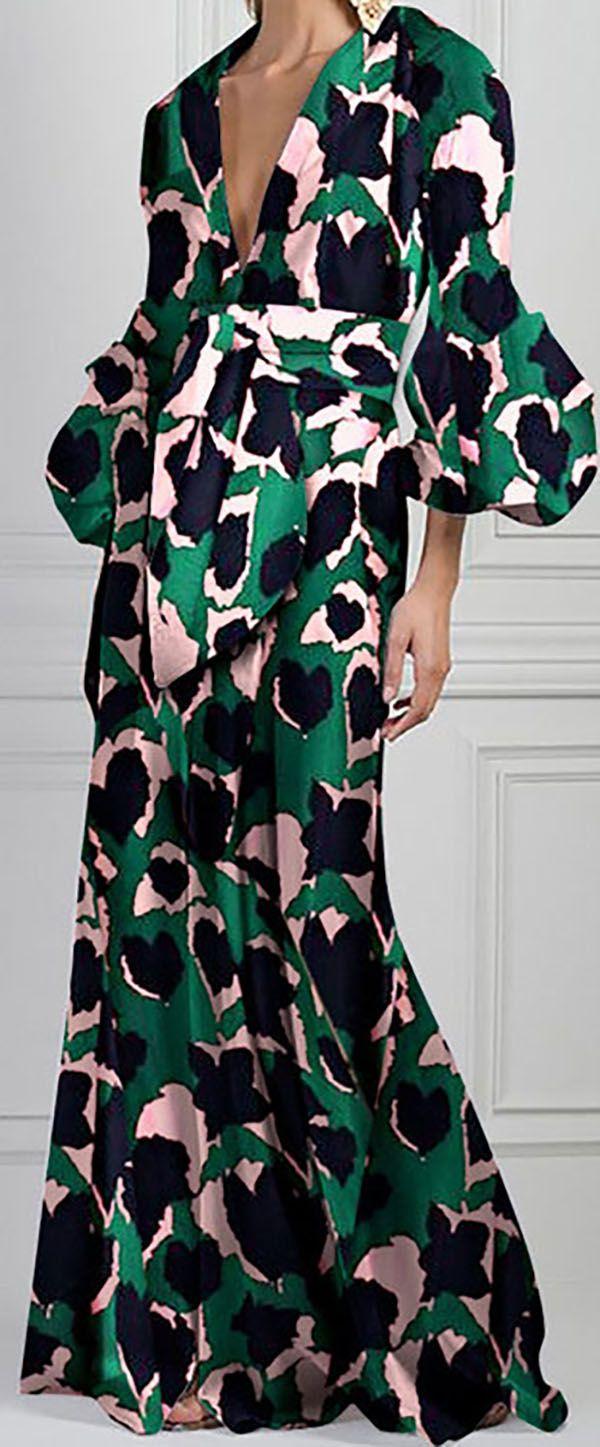 Spring & Summer Maxi Dresses 0303
