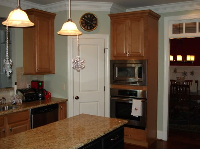 Benjamin Moore Aganthus Green Kitchen Paint Colors Kitchen
