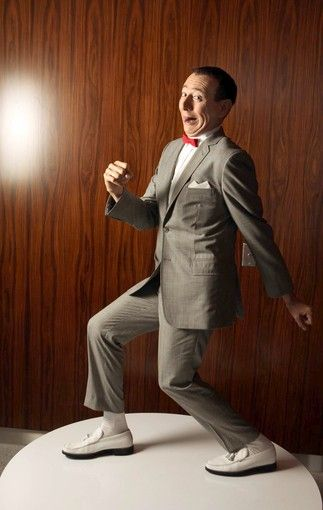 Brand new dance called the pee wee herman