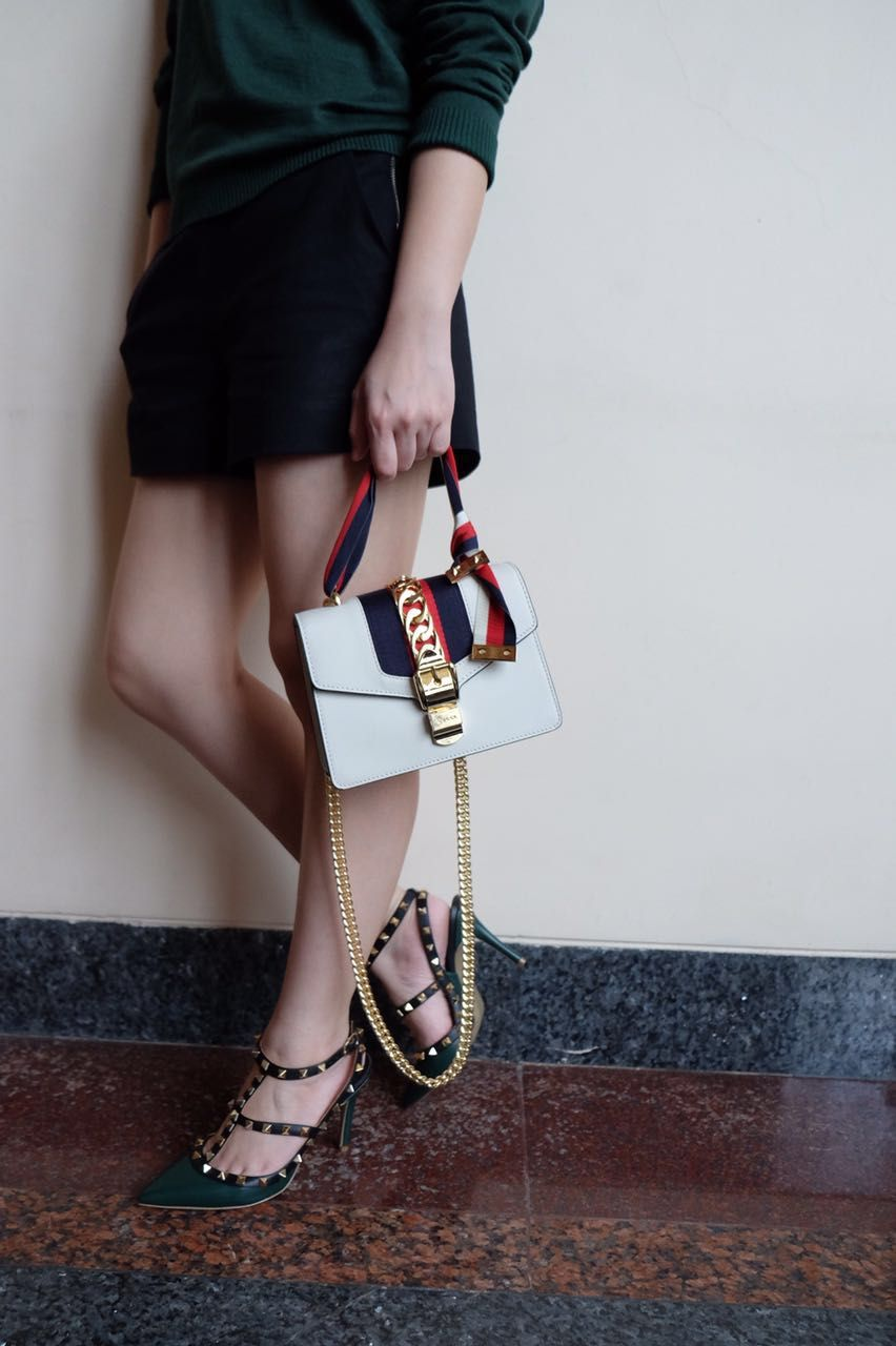 d9f44a559187 Gucci | Sylvie Mini | All In The Accessories | Gucci sylvie bag ...