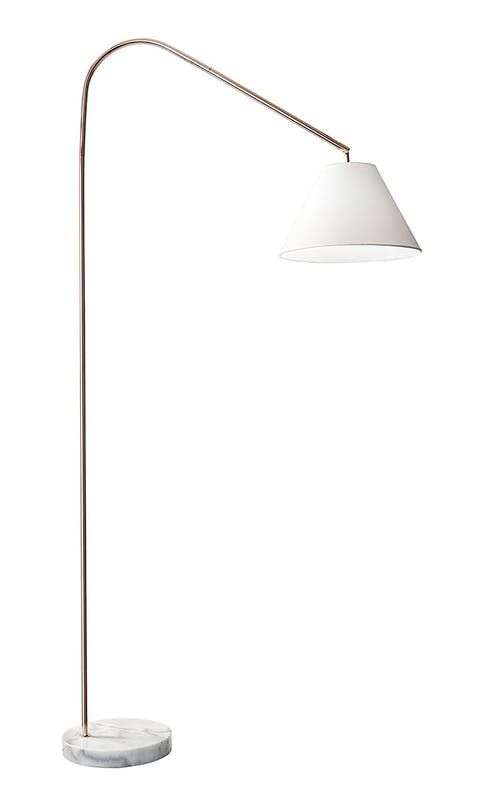12 Stylish Floor Lamps You Can Buy On Amazon Right Now Family Living Areas Floor Lamp Arc