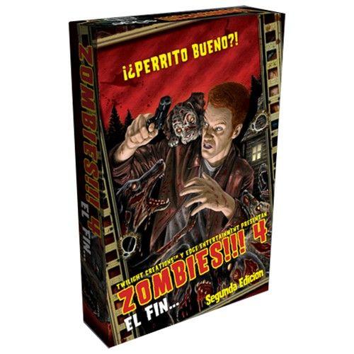 juego de mesa zombies expansion 4 el fin supervivencia competitivo edge