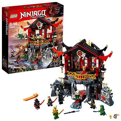 Ninjago Renaissance La Lego 70643 De Jeu Le Temple QxChBtsrd