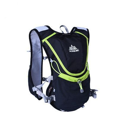 New Lightweight Running Backpack Outdoor Sports Marathon Cycling Hiking Bag With Optional 1.5L Hydration Water Bag