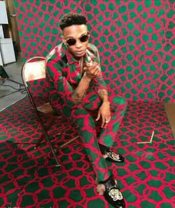 WizKid kill it with timtop com ng Ankara style  | Top rated