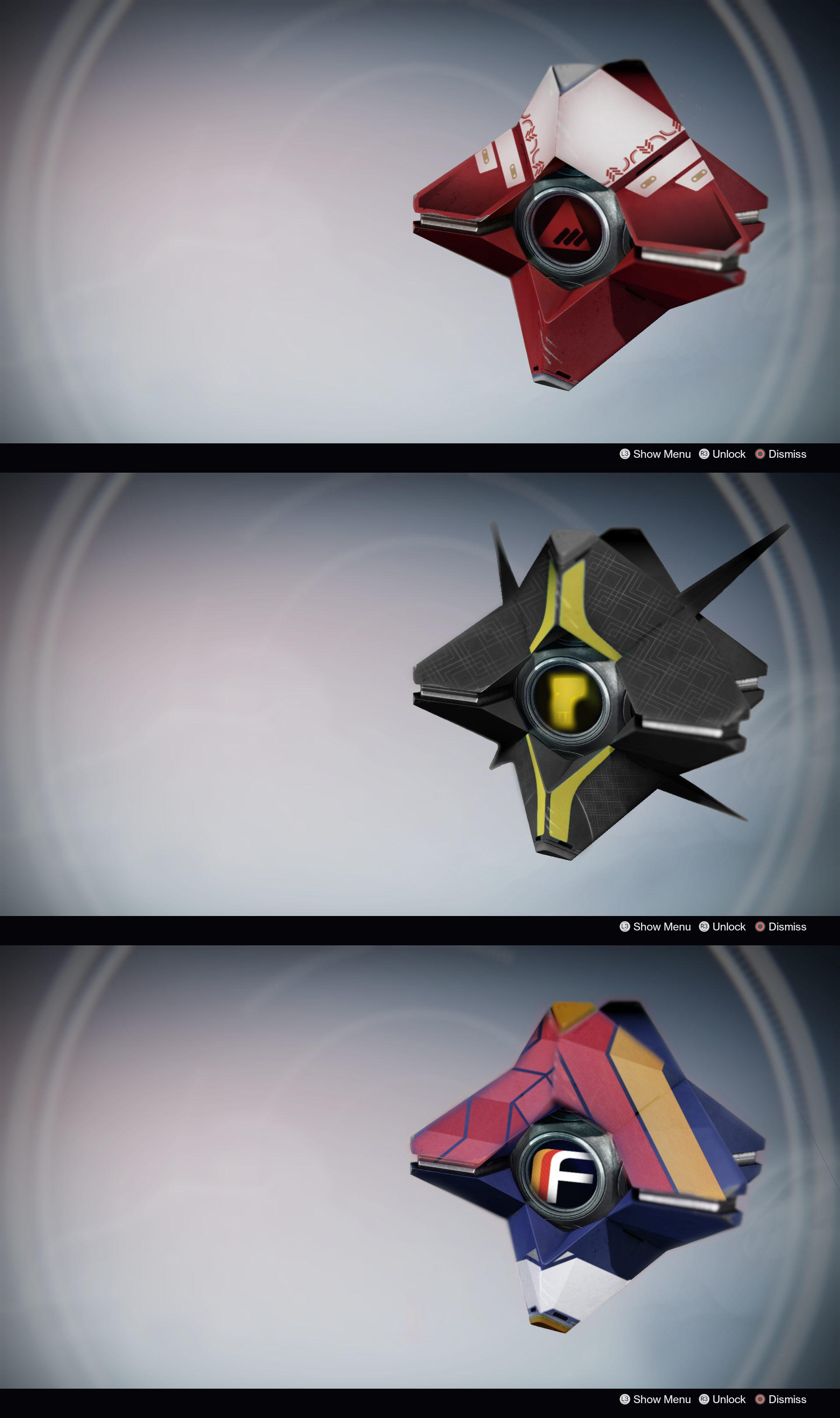e8be79d8b14 Faction Exotic Ghost Shells Concept