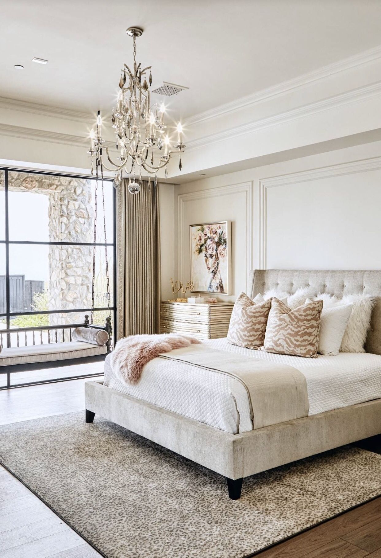 50 Master Bedroom Ideas That Will Make You Upgrade Yours The Lifestyle Loft In 2020 Transitional Bedroom Design Master Bedroom Inspiration Luxurious Bedrooms