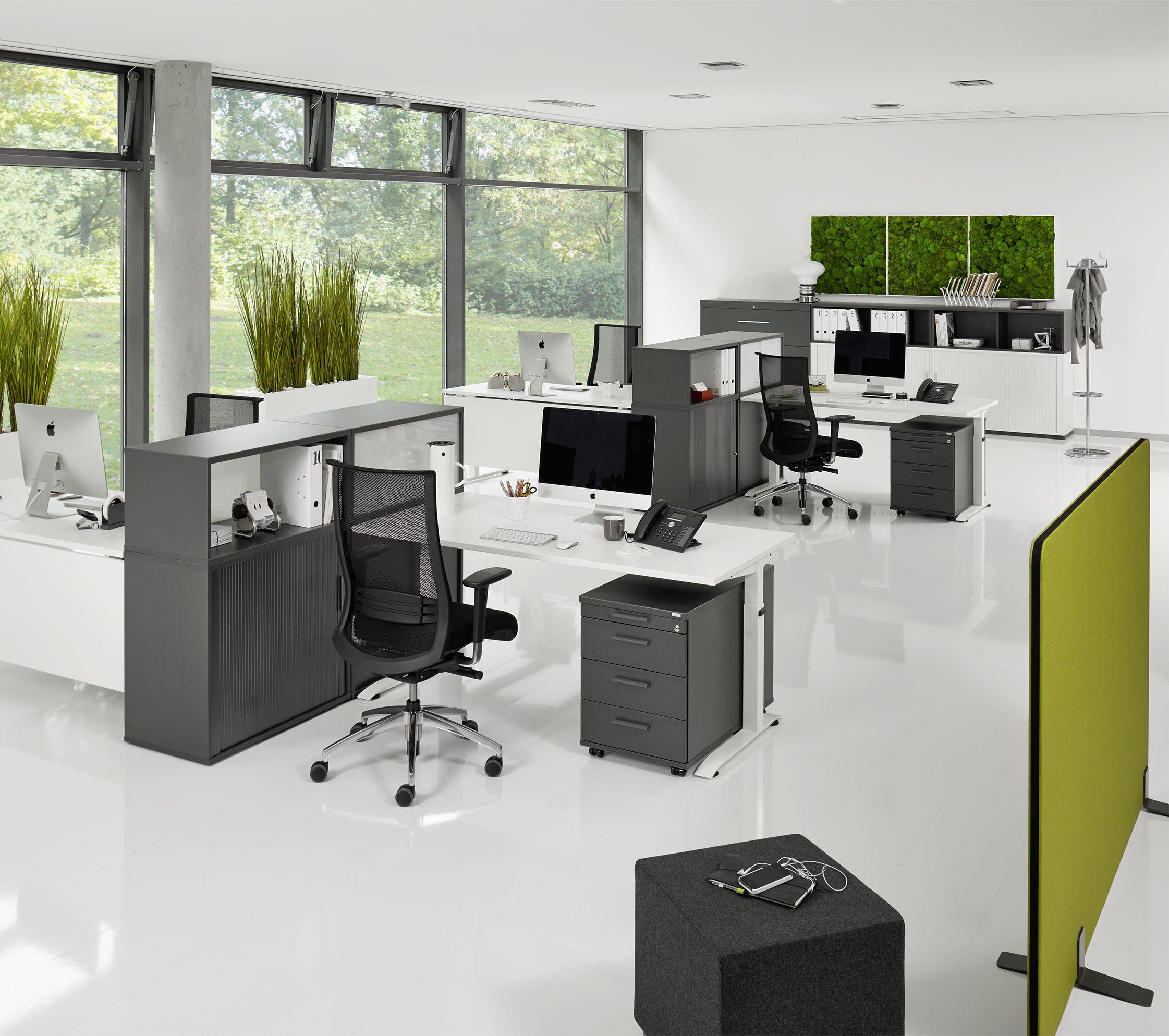 Schreibtisch Certo von Febrü – arbeiten und konzentrieren ...