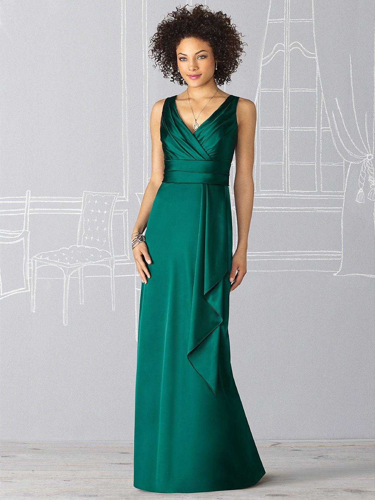 Beautiful colour! | Dresses I love | Pinterest | Green weddings ...