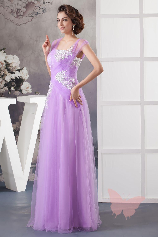 Purple Shoulder Straps Wedding Dress Wdh1 557 Purple Wedding Dress Floor Length Wedding Dress Purple Wedding Gown [ 1500 x 1000 Pixel ]