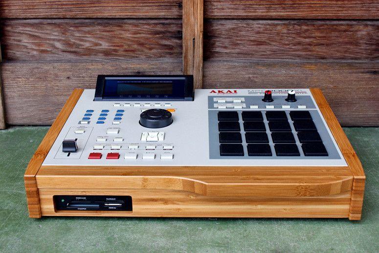 Custom Akai MPC 2000XL | MPC2000XL in 2019 | Hip hop drum, Music
