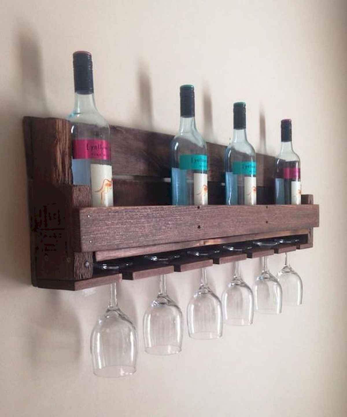 80 awesome diy projects pallet racks design ideas 27