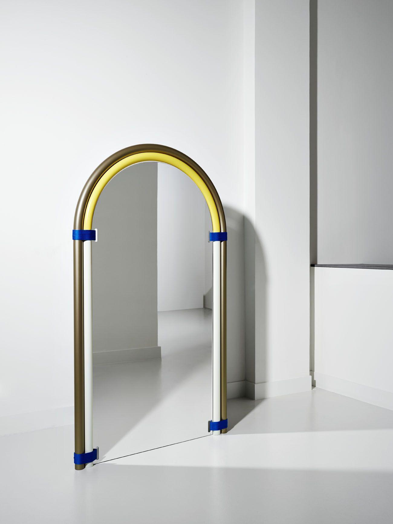 La Galerie Mobilab De Lausanne Miroir Miroir En Rotin Style Deco