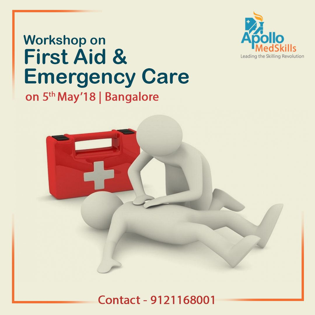 Apollo MedSkills conducts workshop on #First #Aid