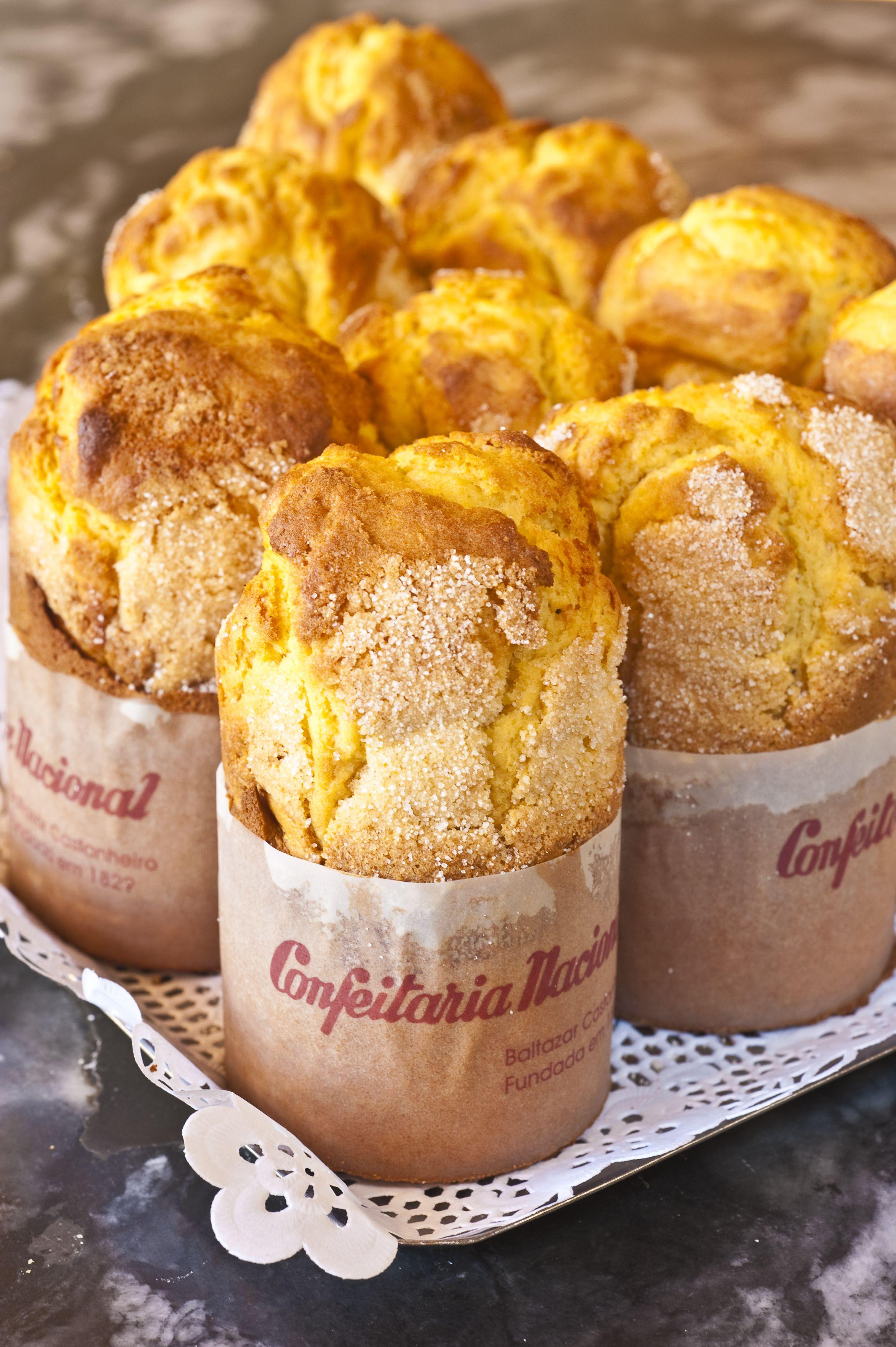 Portuguese dessert Bolo de Arroz. @allegra7382