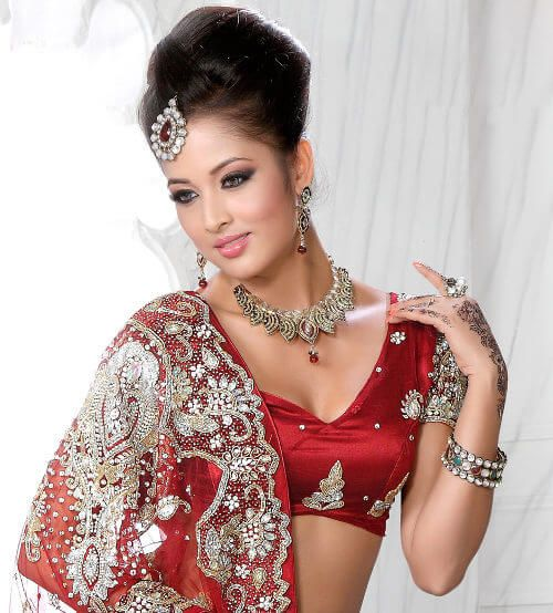Beehive style hairstyles for lehenga choli | Lehenga hairstyles, Lehenga choli, Hair styles