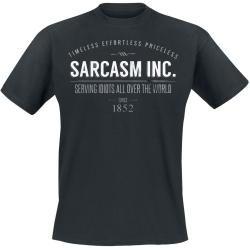Photo of Sarcasm Inc. T-ShirtEmp.de